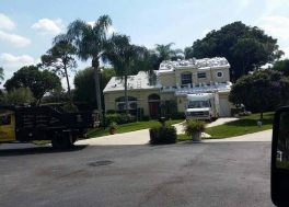 Tile Roof Installation in Tequesta