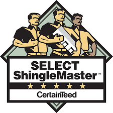 Select Shingle Master Certified Contractor